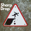 Sharp Drop